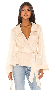 X REVOLVE Layla Blouse House of Harlow 1960 $198