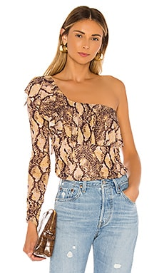 x REVOLVE Flora Top House of Harlow 1960 $138 NOVEDADES