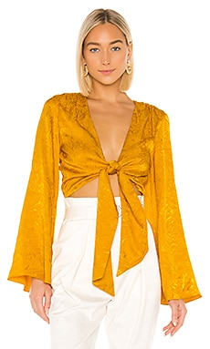 x REVOLVE Selena Top House of Harlow 1960 $178 NEW ARRIVAL