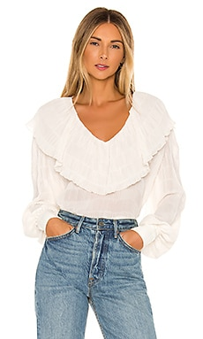 X REVOLVE Piper Blouse House of Harlow 1960 $54