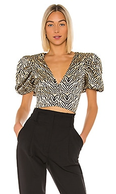 x REVOLVE Cipriana Top House of Harlow 1960 $178