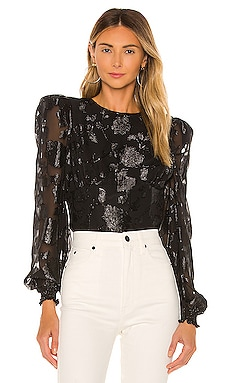 x REVOLVE Emiliana Blouse House of Harlow 1960 $180