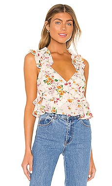 x REVOLVE Luella Top House of Harlow 1960 $148