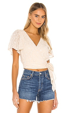 x REVOLVE Rosalie Top House of Harlow 1960 $168