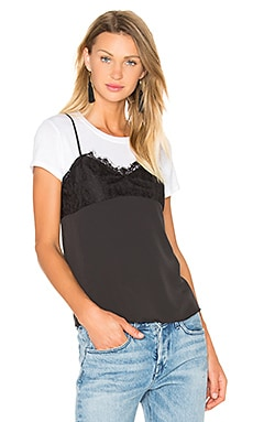 House of Harlow 1960 x REVOLVE Lily Lace Detail Cami in Black