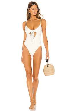 x REVOLVE Nova One Piece House of Harlow 1960 $128