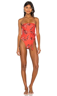 x REVOLVE Leelo One Piece House of Harlow 1960 $140 BEST SELLER