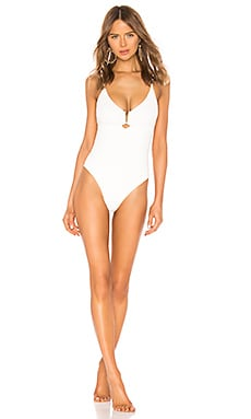 MAILLOT DE BAIN 1 PIÈCE TAGE House of Harlow 1960 $138