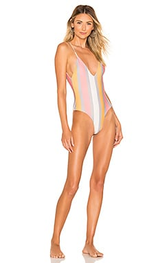 X REVOLVE Saros One Piece House of Harlow 1960 $138 NEW ARRIVAL