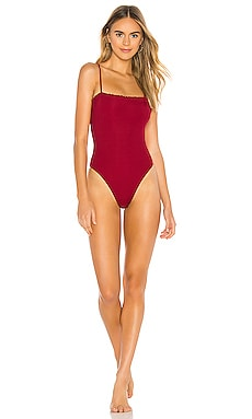 MAILLOT DE BAIN 1 PIÈCE SOMMERS House of Harlow 1960 $138