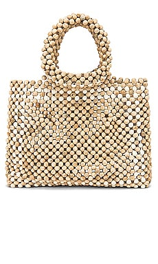 X REVOLVE Rhodes Beaded Purse House of Harlow 1960 $218