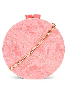 x REVOLVE Rian Round Clutch House of Harlow 1960 $168