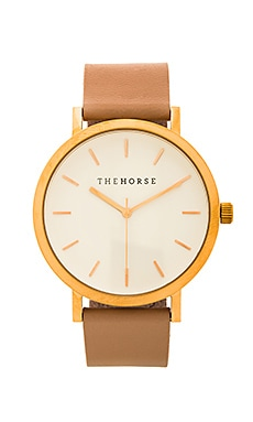 The Horse Original in Polished Rose Gold & Blush