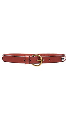 Hoss Intropia Beaded Belt in Natural