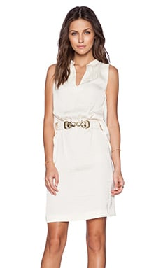 Hoss Intropia Dress in Ivory