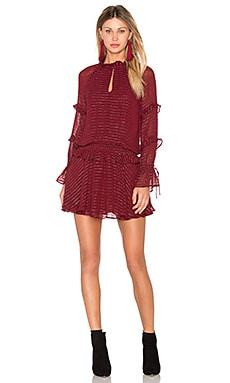 Мини-платье с длинным рукавом - Hoss Intropia