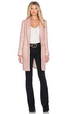 Hoss Intropia Classic Peacoat in Pink