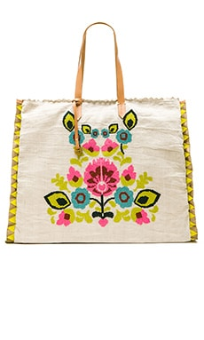 Hoss Intropia Tote Bag in Multi