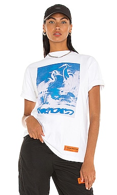 CAPTCHA Tシャツ Heron Preston $138