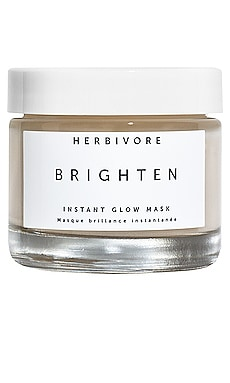 Brighten Pineapple + Gemstone Mask Herbivore Botanicals $48