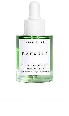 EMERALD Deep Moisture Glow Oil Herbivore Botanicals $48 BEST SELLER