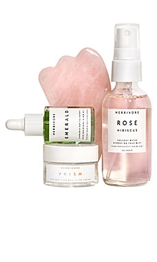 Self Love Facial Ritual Kit Herbivore Botanicals $58