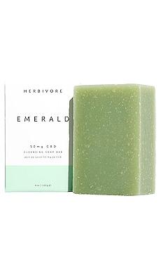 Emerald CBD Soap Herbivore Botanicals $14