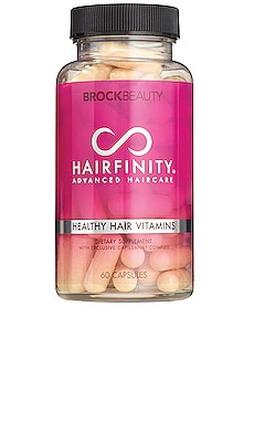 Healthy Hair Vitamins Hairfinity $25