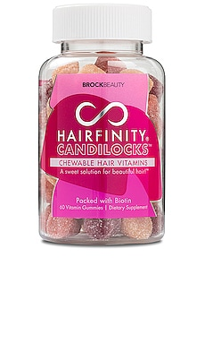 Candilocks Gummy Hair Vitamins Hairfinity $32