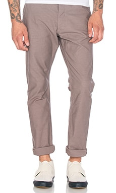 The Hill-Side Mil Chinos in Mallow Grey