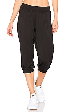 JOGGER CROPPED HIGH LINE