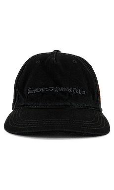Captcha Logo Hat Heron Preston $130 NEW