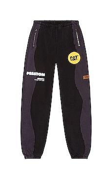 Cat Sweatpants Heron Preston $525 NEW