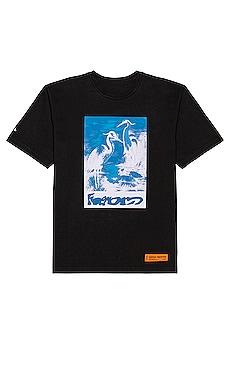 Herons Captcha Tee Heron Preston $280