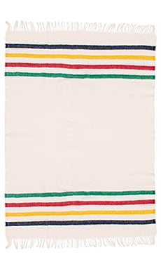 Hudson's Bay Company Multi Caribou Throw in Multi