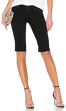 Amelia Cut Off Knee Short Hudson Jeans $135