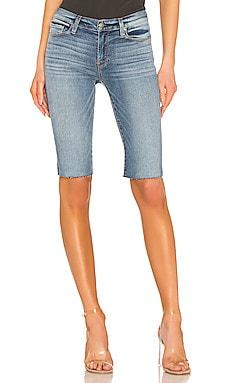 Amelia Cut Off Knee Short Hudson Jeans $155 NEW ARRIVAL