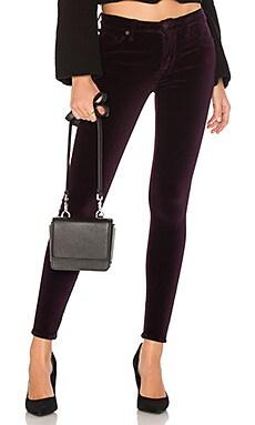 Купить Укороченные джинсы скинни nico midrise - Hudson Jeans, Скинни, США