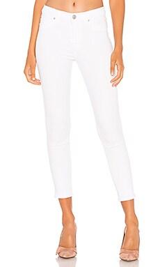 Купить Джинсы скинни petite nico - Hudson Jeans, Белый, Мексика
