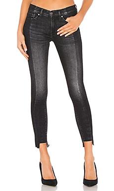 Nico Mid Rise Super Skinny Hudson Jeans $158