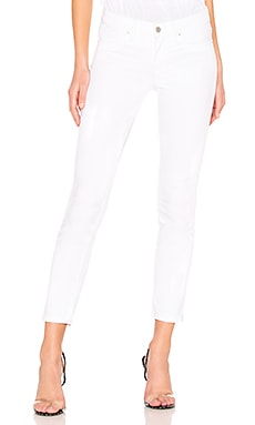 Colette Midrise Skinny Crop Hudson Jeans $165