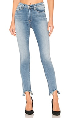 Barbara High Waist Skinny Hudson Jeans $97