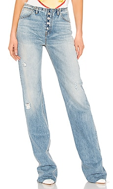 Sloane Extreme Baggy Deep Cuff Hudson Jeans $275 NEW ARRIVAL