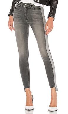 Barbara Cropped Skinny Hudson Jeans $235