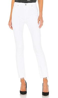 Barbara High Waisted Skinny Hudson Jeans $175