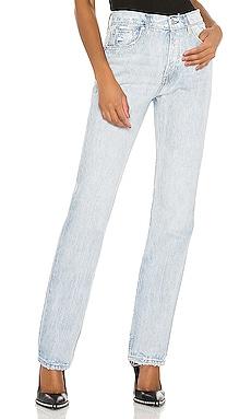 ПРЯМЫЕ ДЖИНСЫ THALIA Hudson Jeans $235