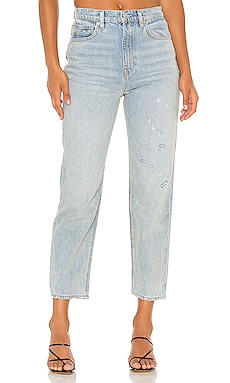 Elly Extra High Waist Tapered Crop Hudson Jeans $127