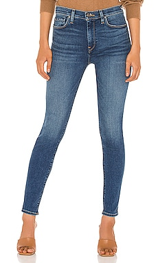 Barbara High Waist Super Skinny Ankle Hudson Jeans $110