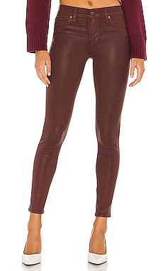 Nico Midrise Super Skinny Ankle Hudson Jeans $195