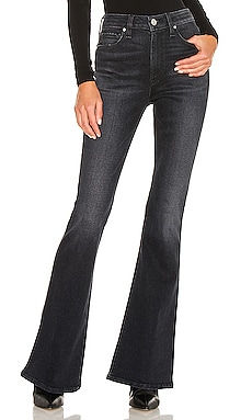Holly High Rise 5 Pocket Flare Hudson Jeans $195